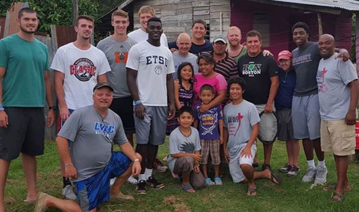 Merriweather takes part in mission trip to Belize