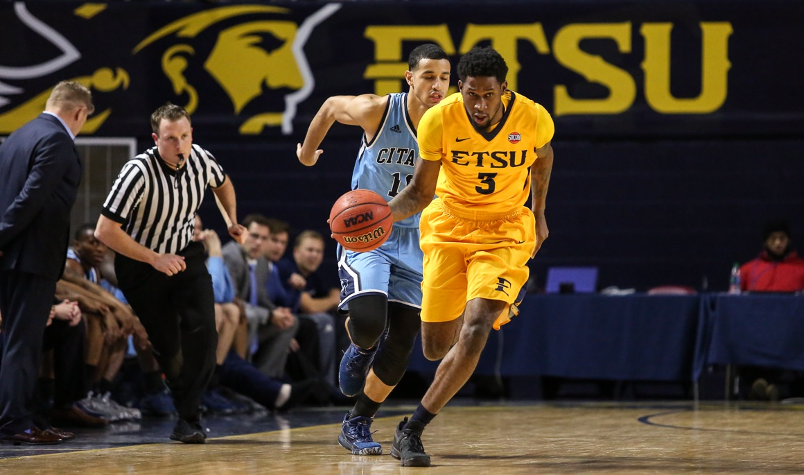 Bucs bounce back with 90-69 win over The Citadel