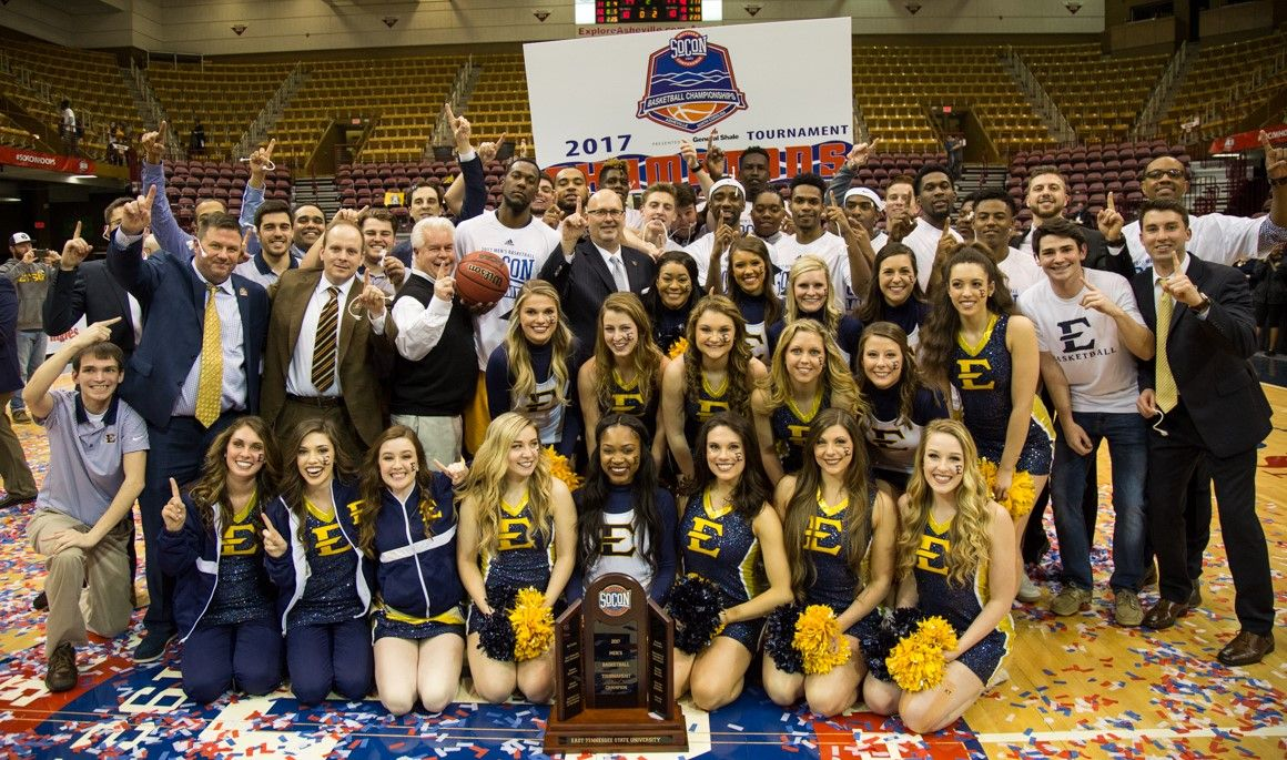 SoCon Champs! Bucs down UNCG, 79-74