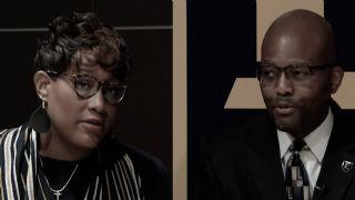 Jerseys For Social Justice: Dr. Keith Johnson & Carshonda Martin