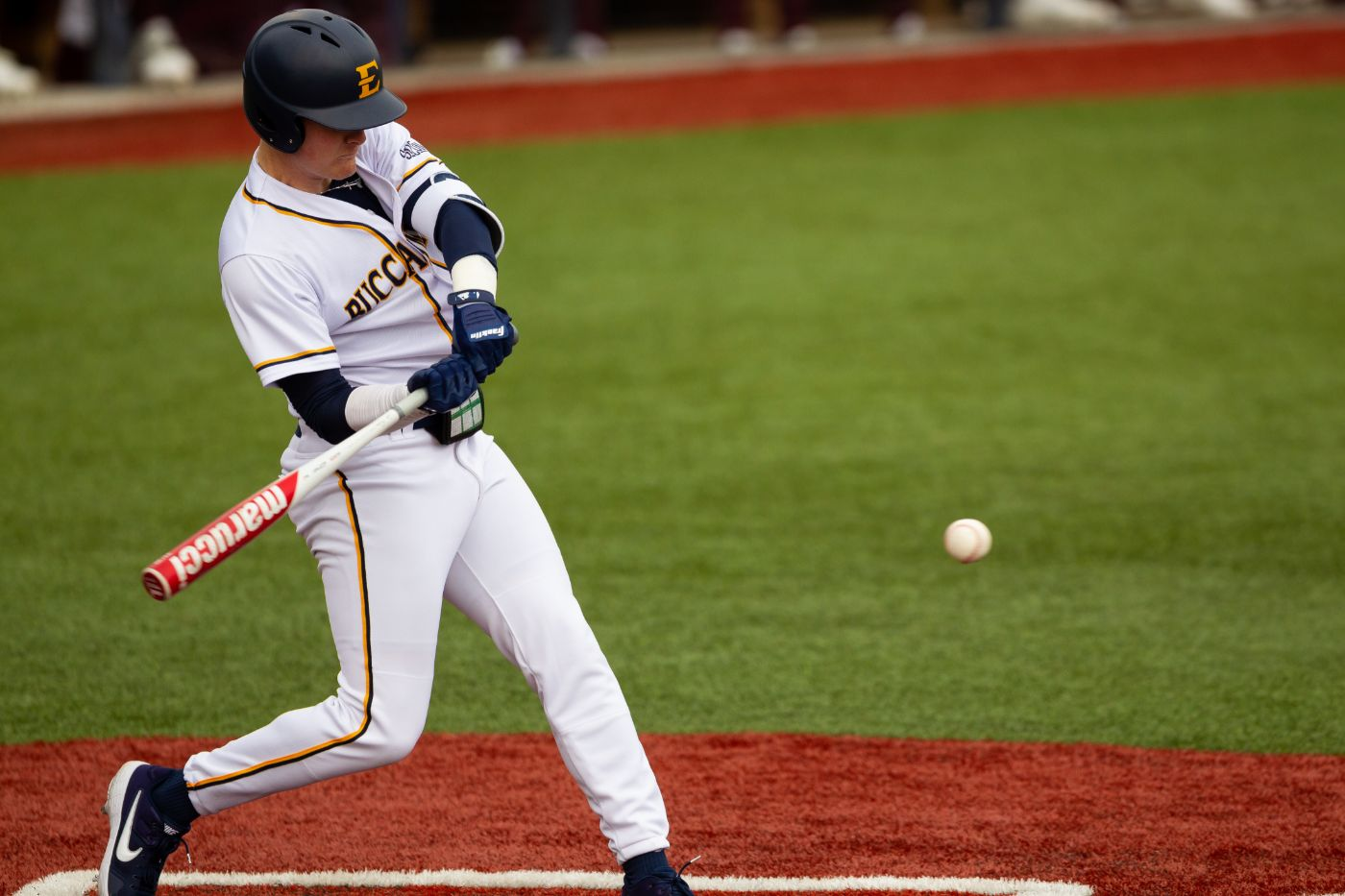 Bucs bring offense in 14-3 win over Iona