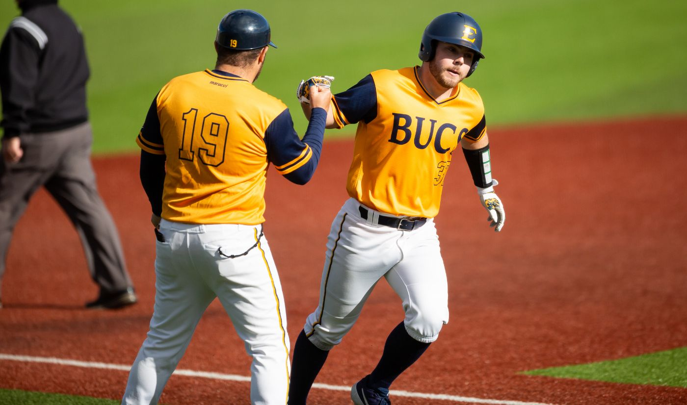 Bucs complete sweep with two wins over Wagner