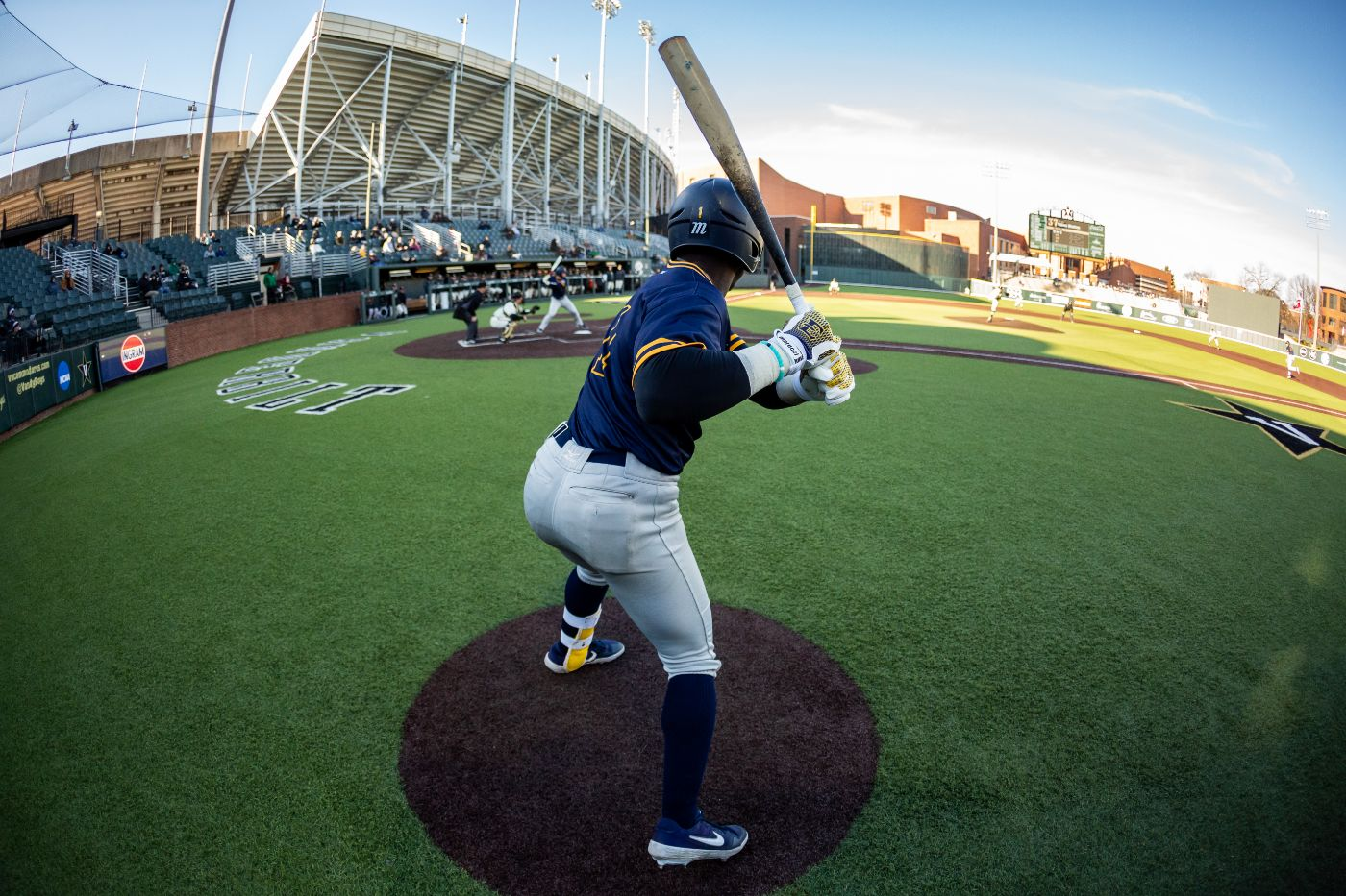 Baseball continues road swing at Georgia State
