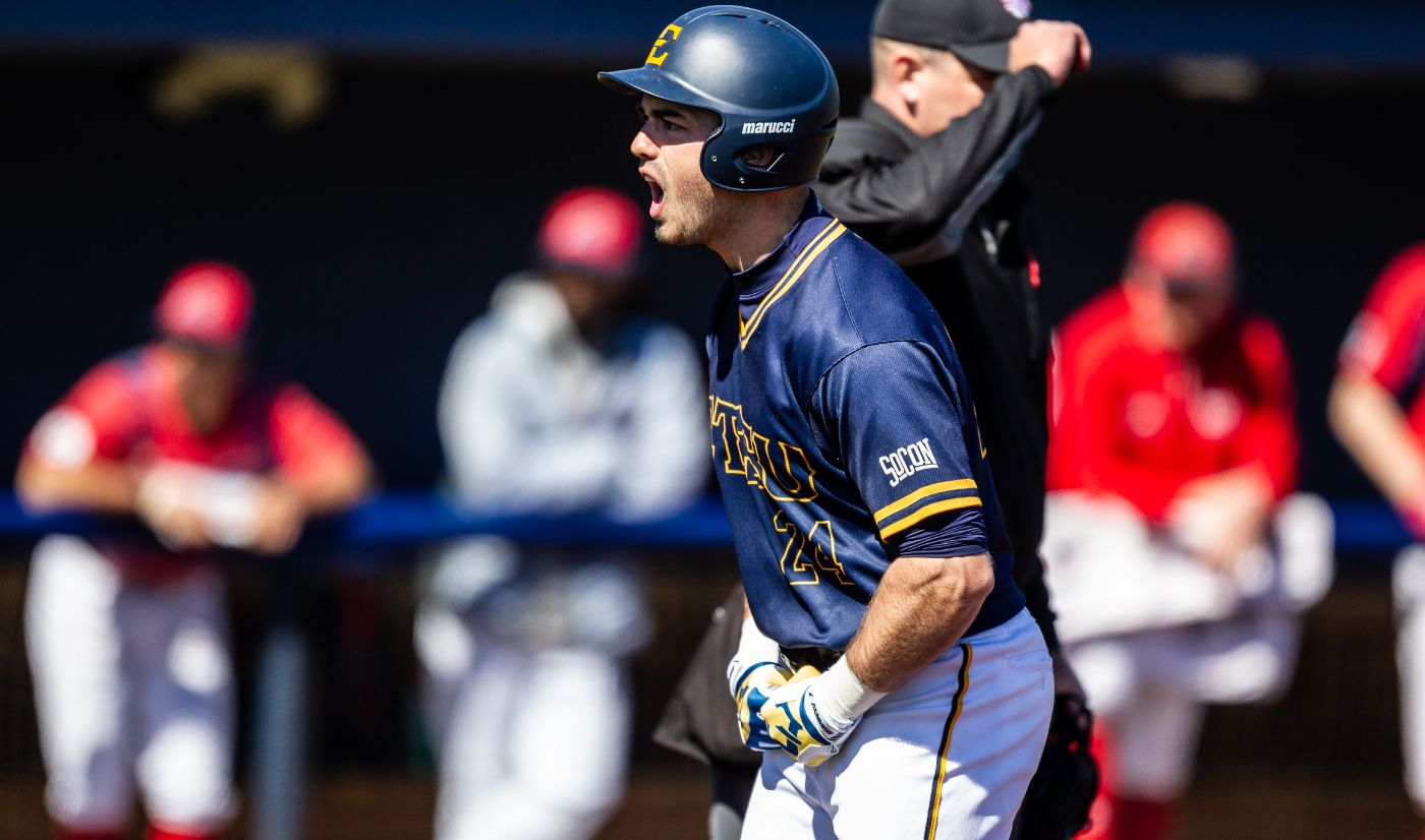 Cady's late homer secures sweep of NJIT, 3-2