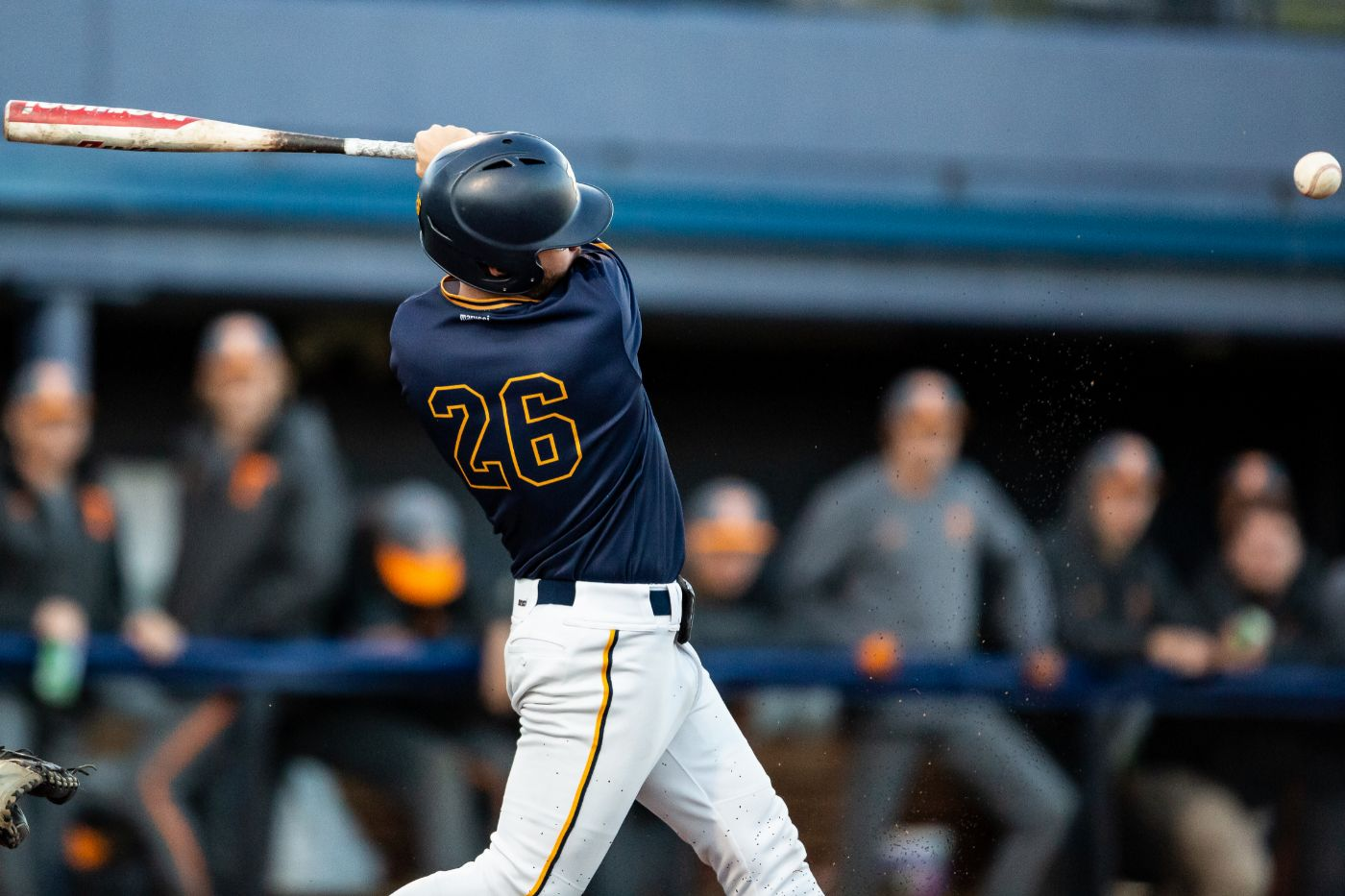 Baseball opens conference play with Western Carolina