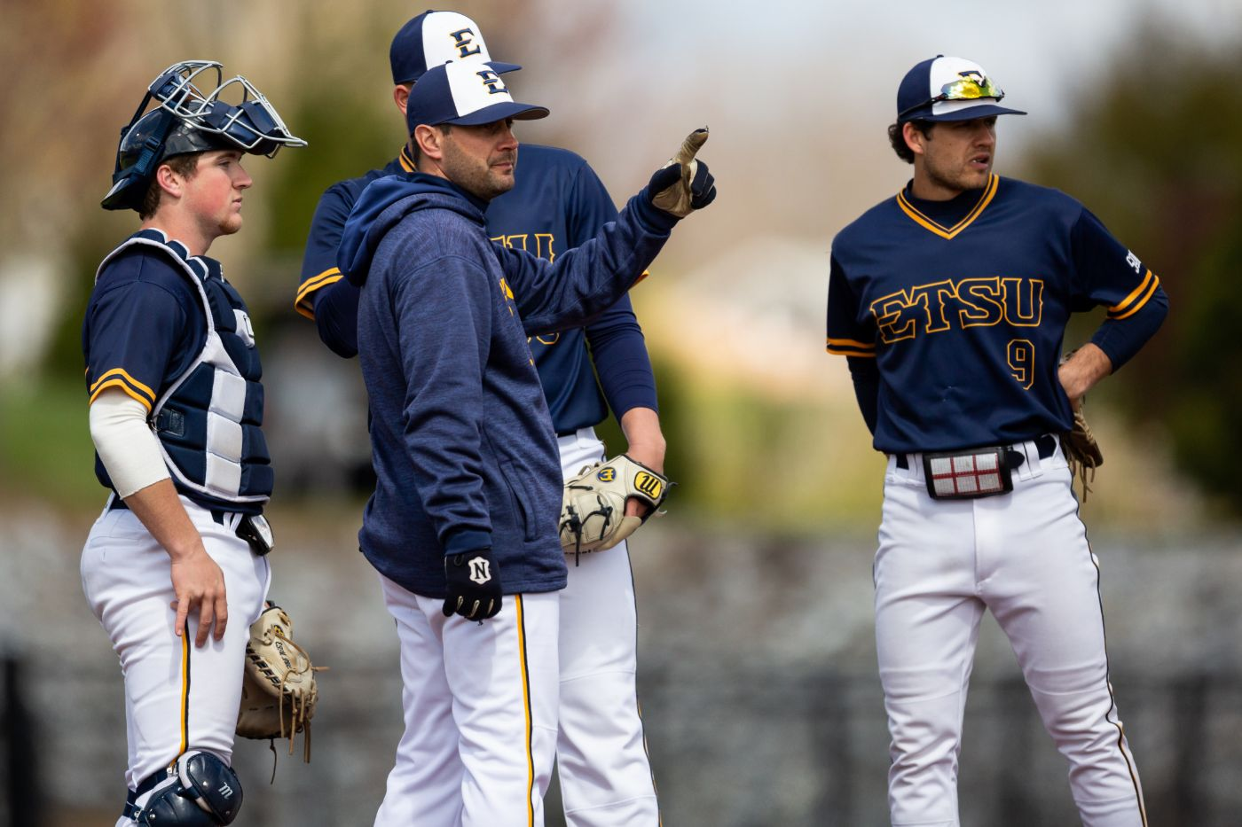 Baseball ends home stand against Radford