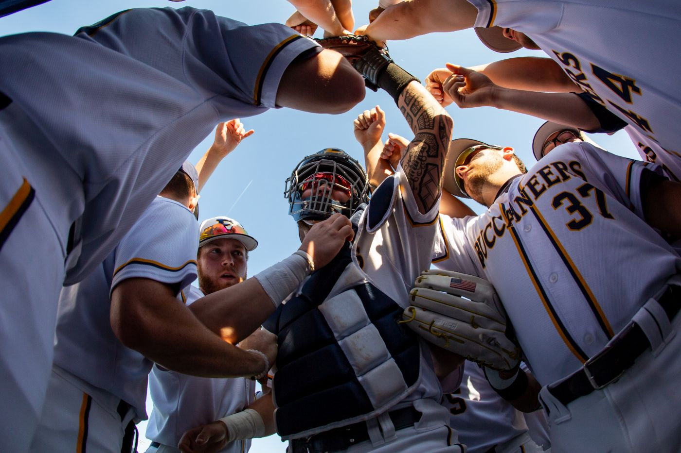 ETSU begins conference tournament with UNCG