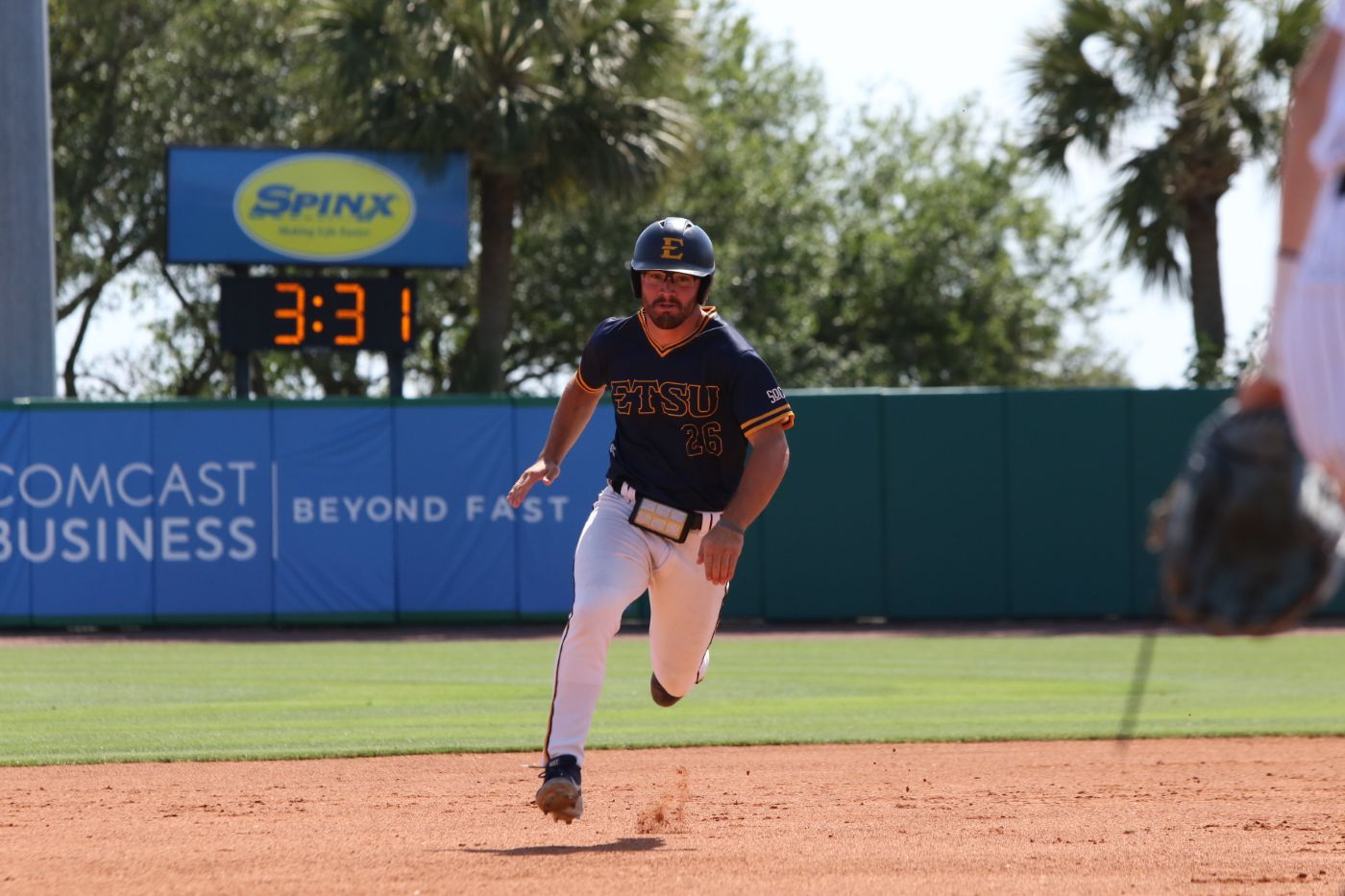 Bucs throttle The Citadel to complete sweep, 9-0