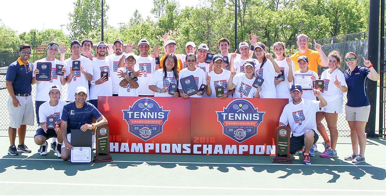 Men's and women's tennis earn ITA All-Academic Team honors