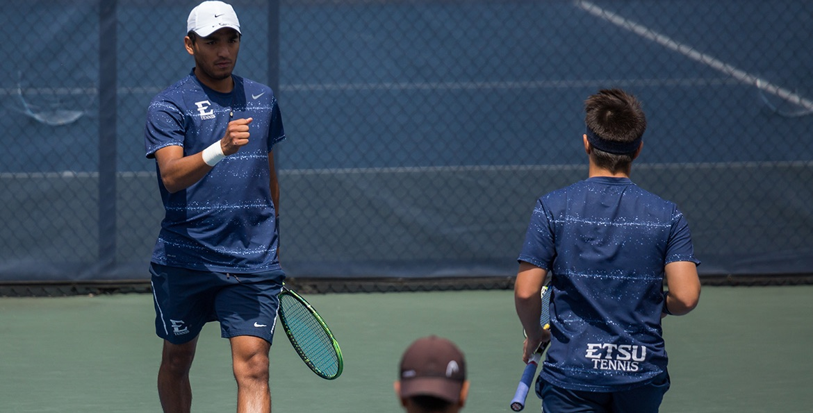 Bucs conclude day two at ITA Regional Championship
