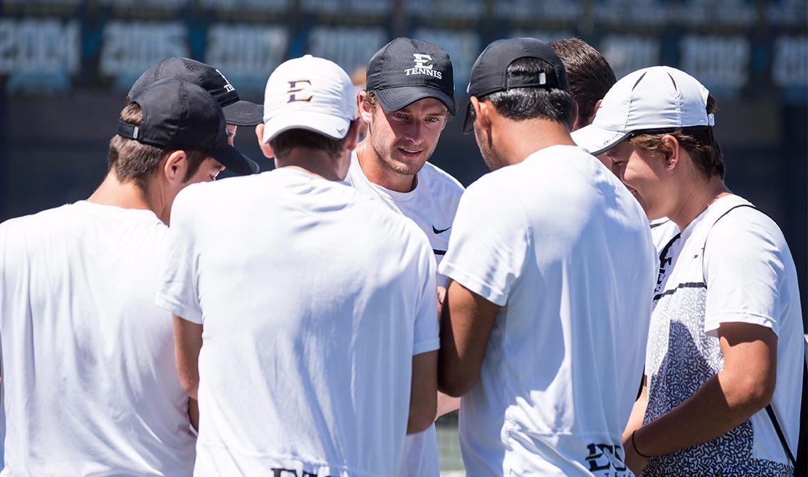Men's tennis opens fall season at Southern Intercollegiate Championships