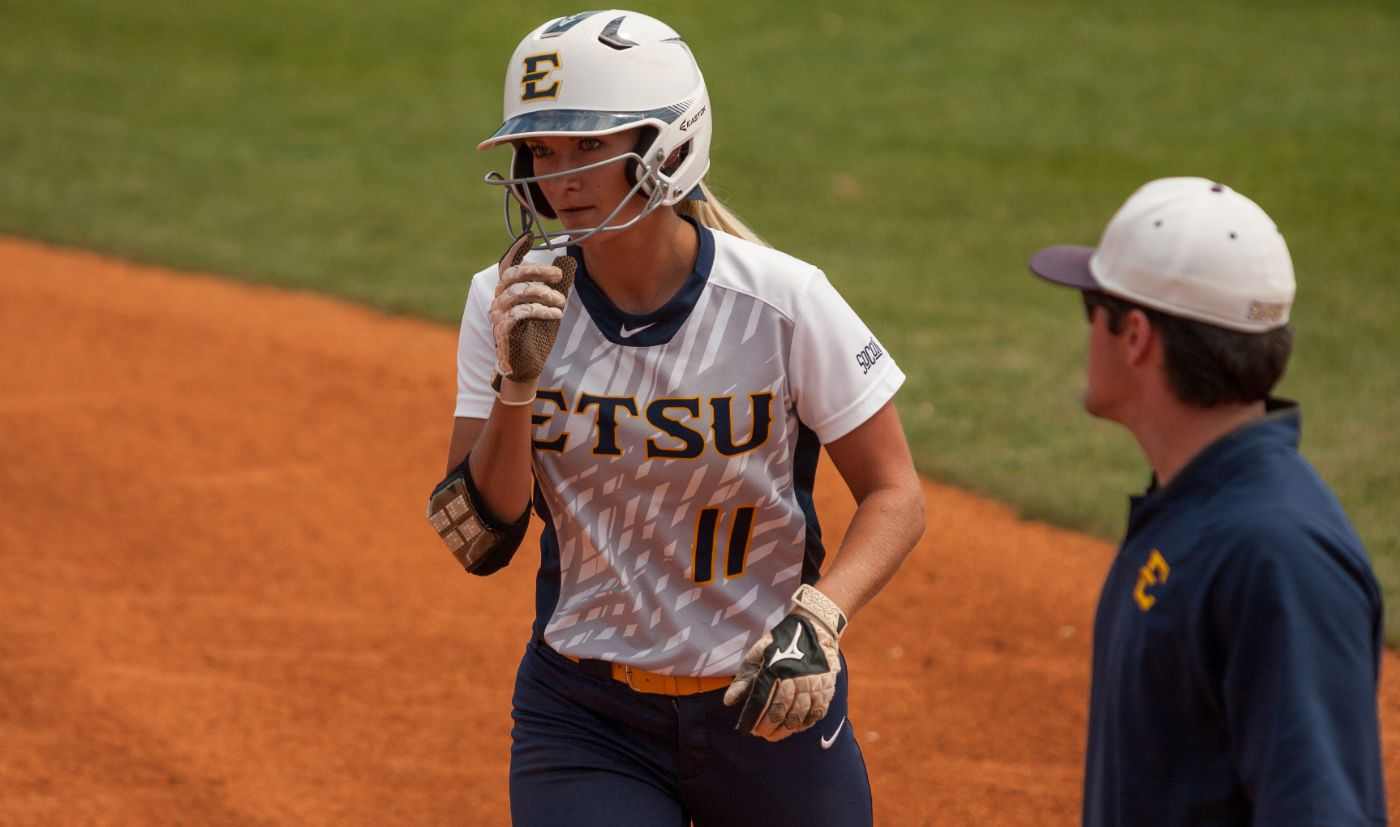 Carter homers, but Bucs fall to Charleston Southern