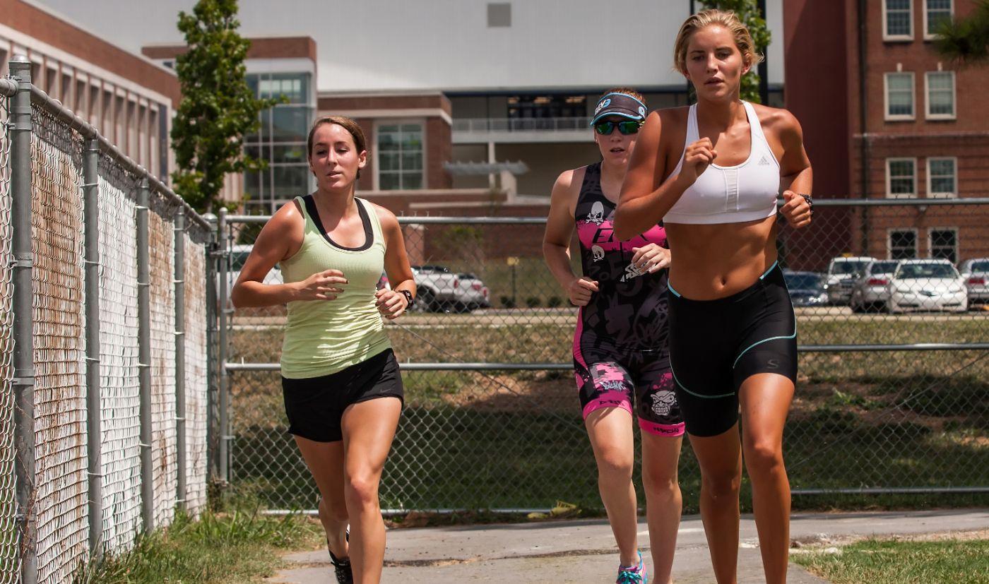 ETSU Women's Triathlon set to participate in first ever meet Monday