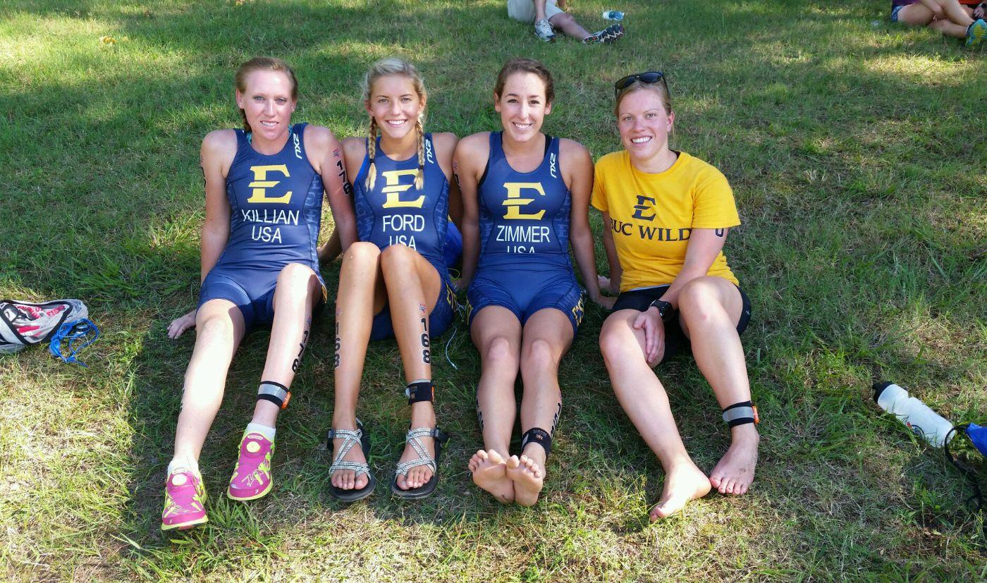 Bucs finish fourth at East Regional Sunday in Greensboro