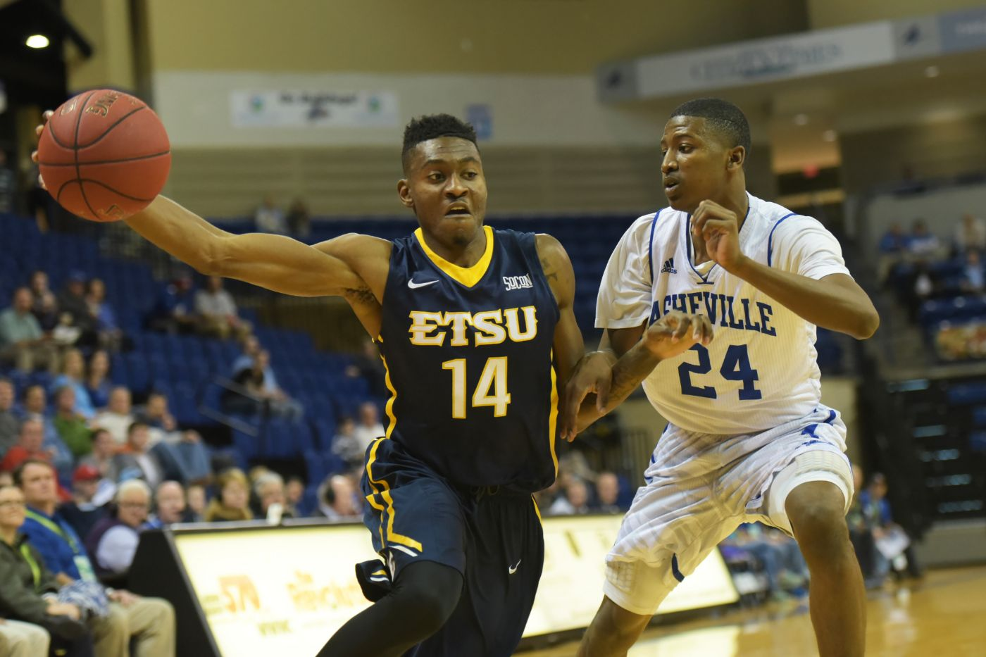 ETSU road woes continue in 84-64 loss to Asheville