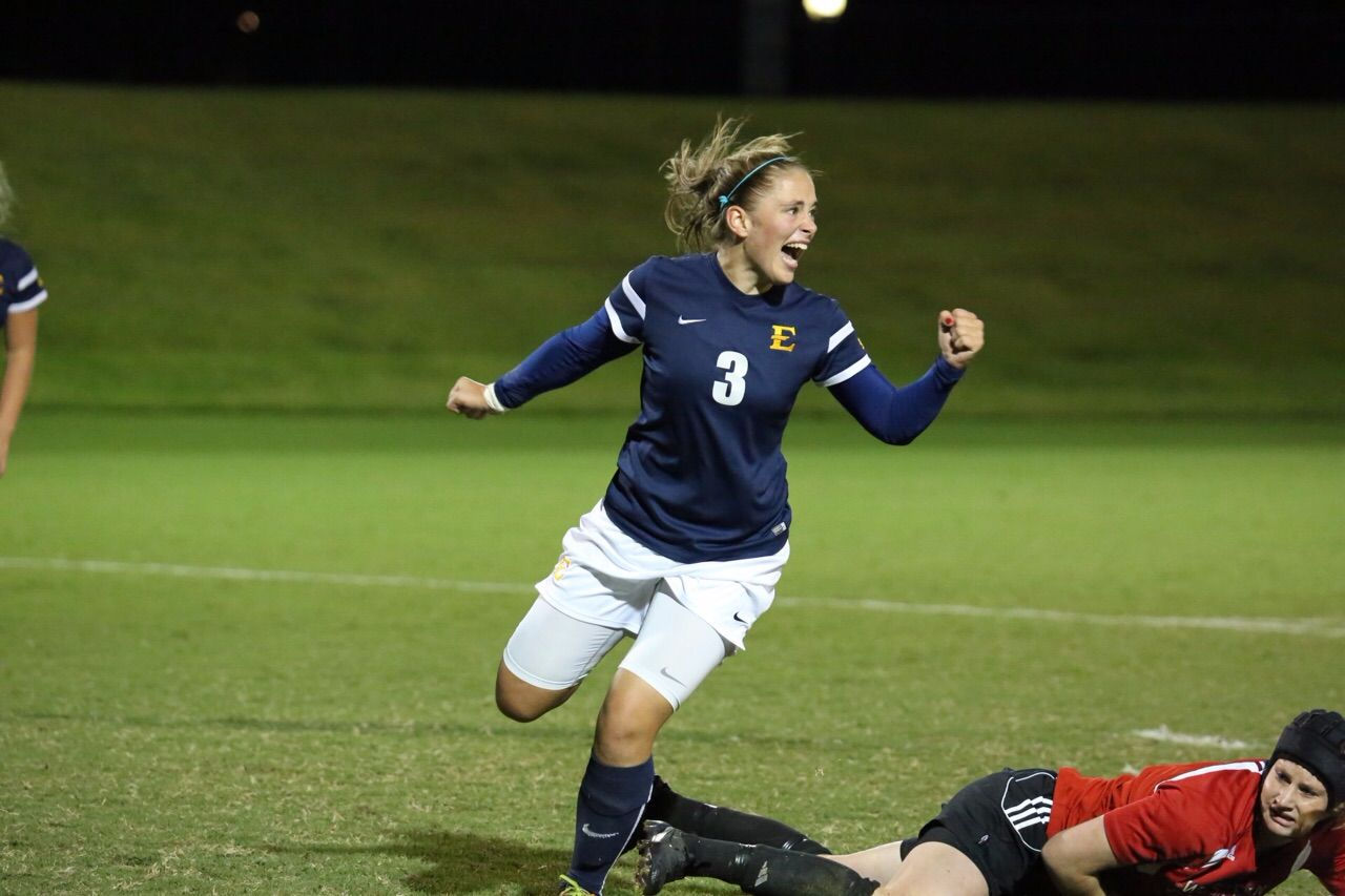 Strong second half propels Women's Soccer to 3-1 victory