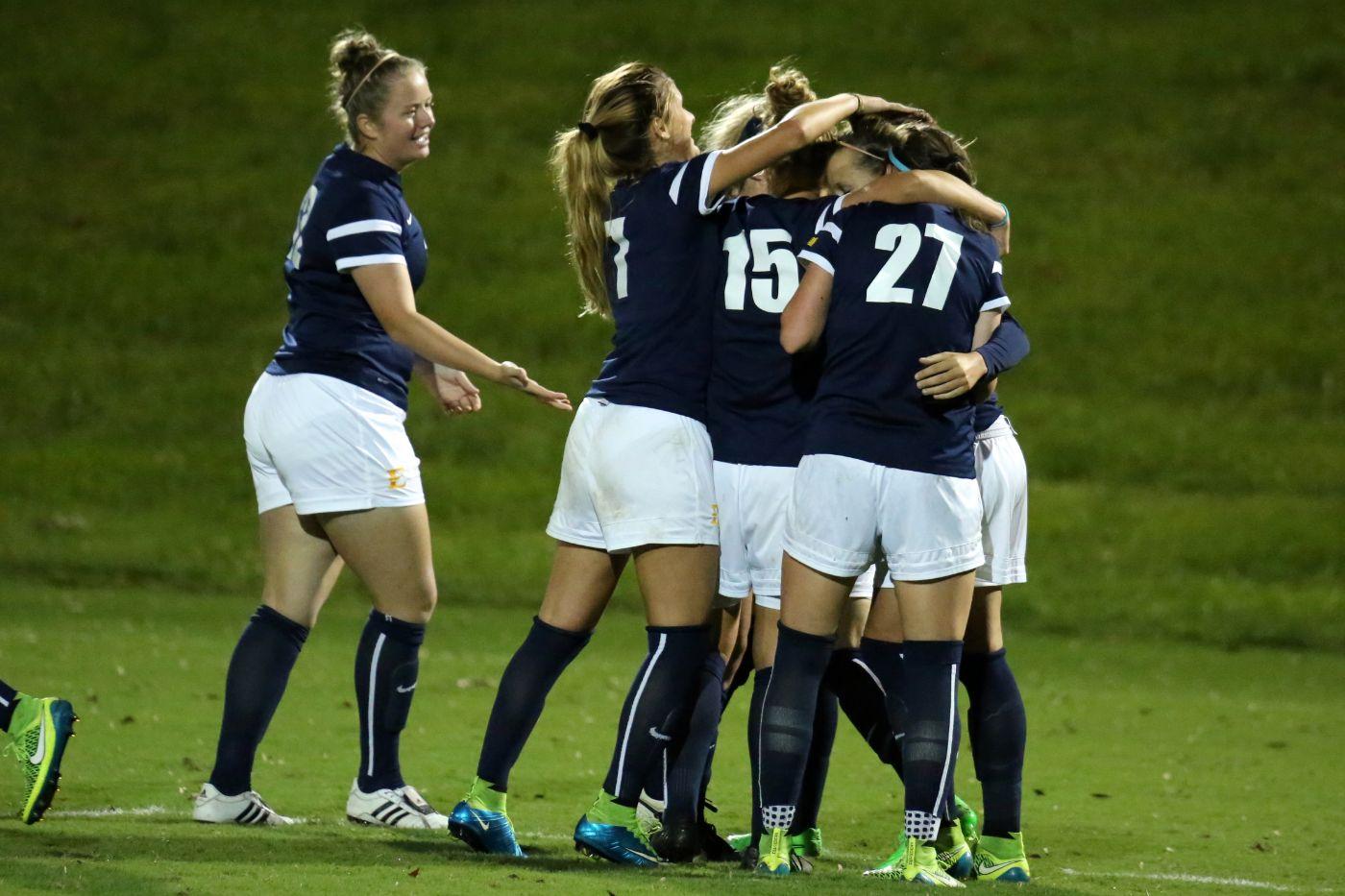 Women's Soccer set to battle Mercer and The Citadel