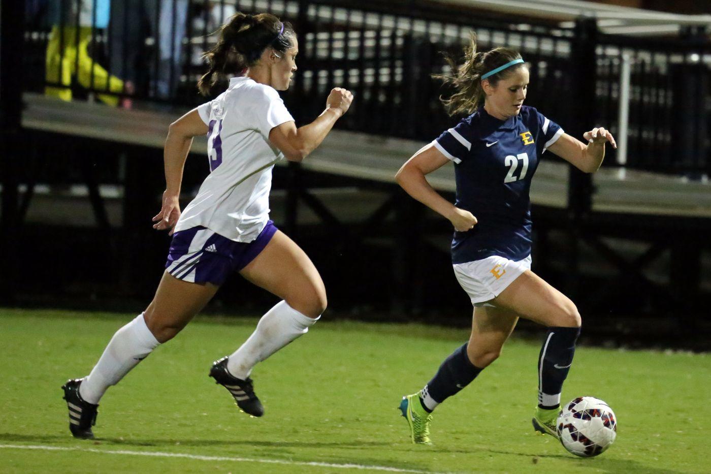 Women's Soccer suffers 3-0 setback at Furman