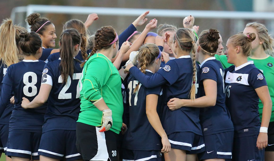 Women's Soccer earns 2-1 victory in exhibition play