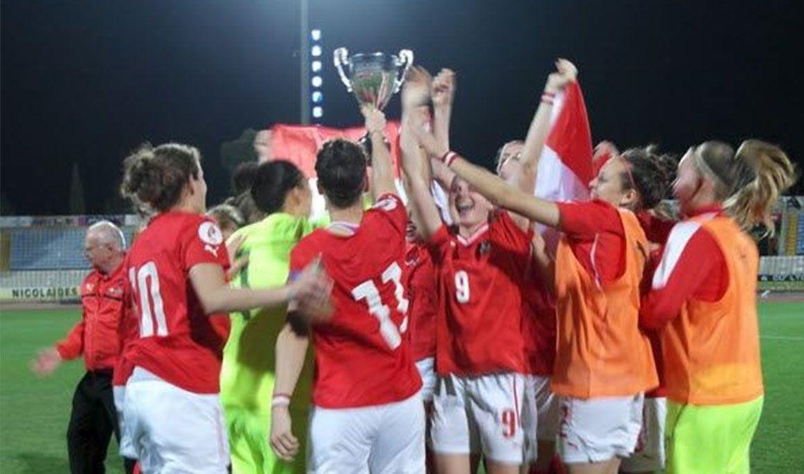Zadrazil, Koren help Austria National Team to 2016 Cyprus Cup