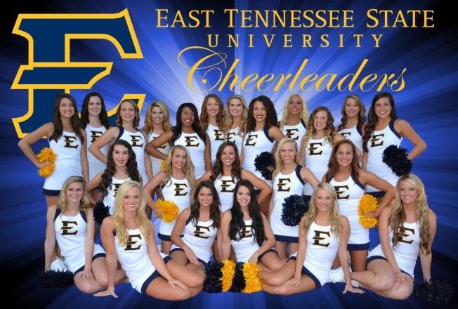 University Of Tennessee Dance Team