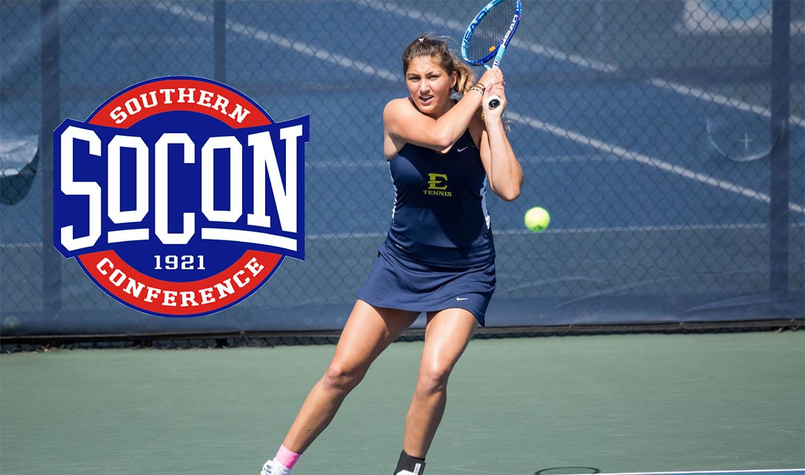 Guinart named SoCon Student-Athlete of the Week