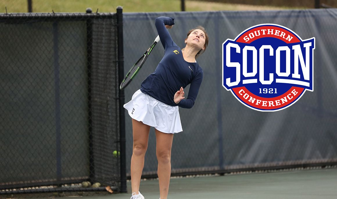 Pereira tabbed SoCon Player of the Week