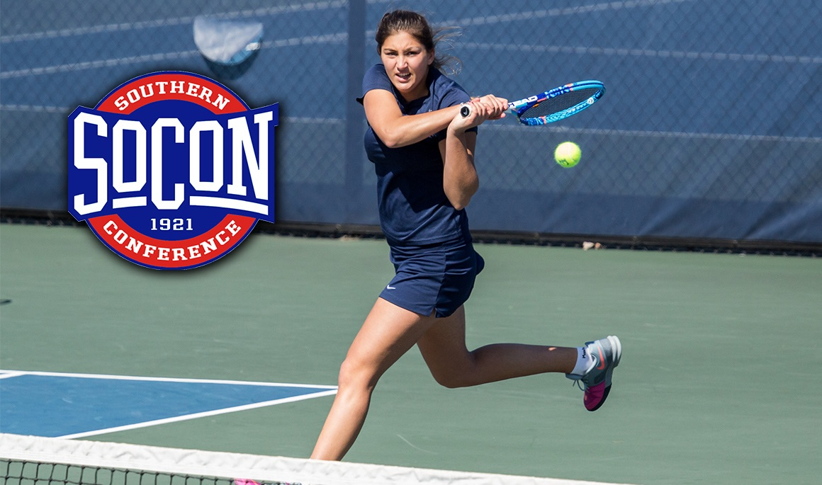 Guinart tabbed SoCon Player of the Week