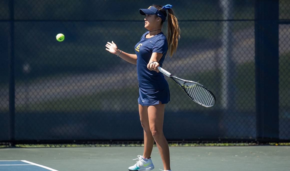 Ma finishes second, Esguerra finishes third in singles action at FSU All Conference Showdown