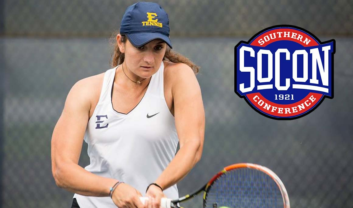 Markesini named SoCon player of the week
