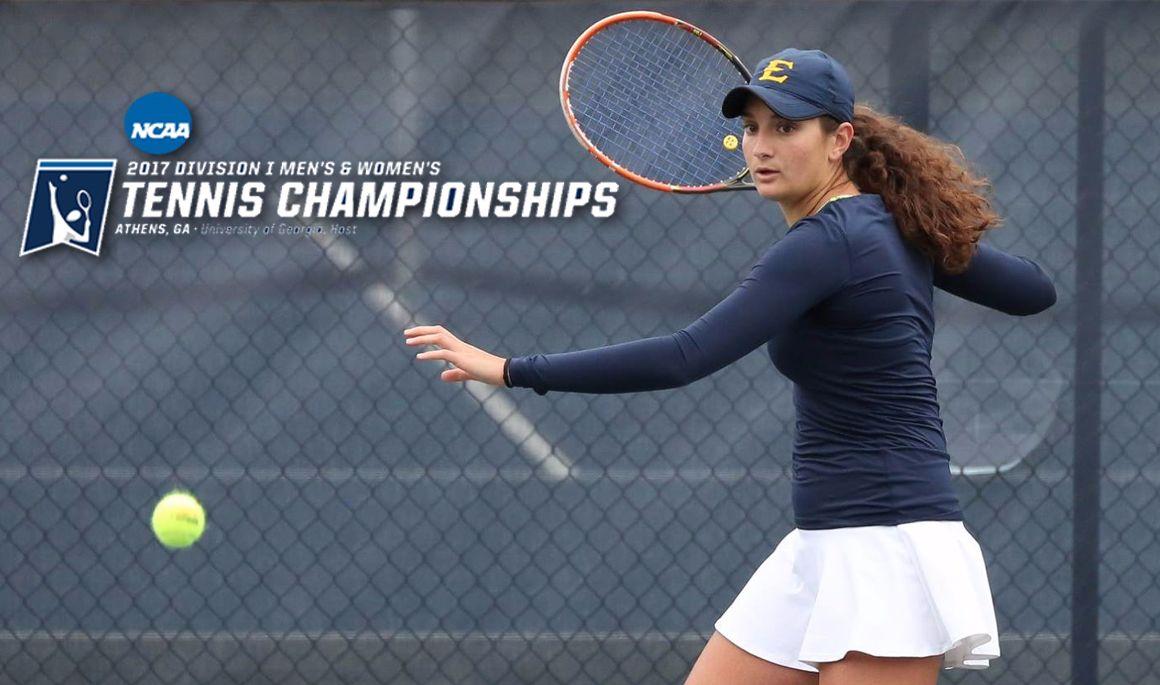Markesini falls in three sets at NCAA Singles Championship