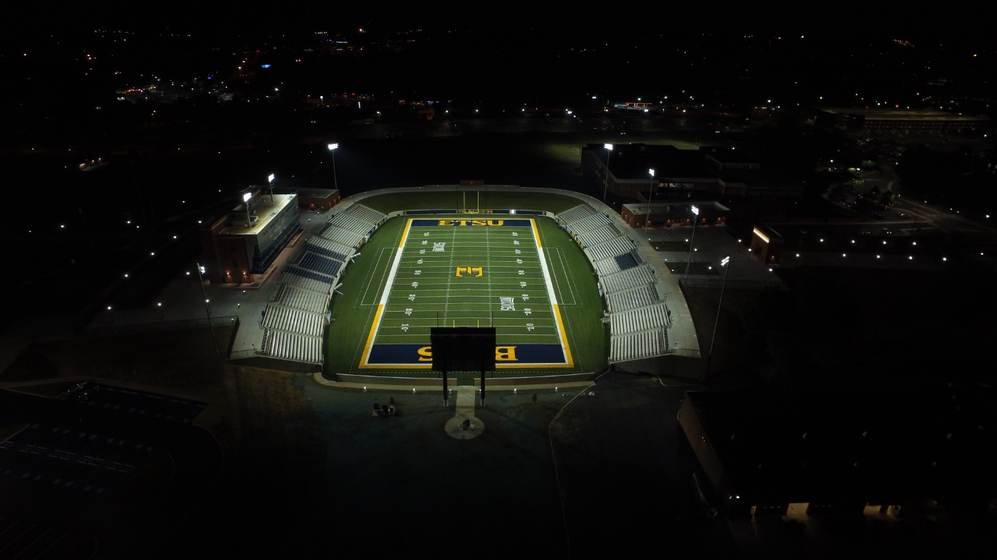 Bucs open on-campus stadium Saturday night against Limestone
