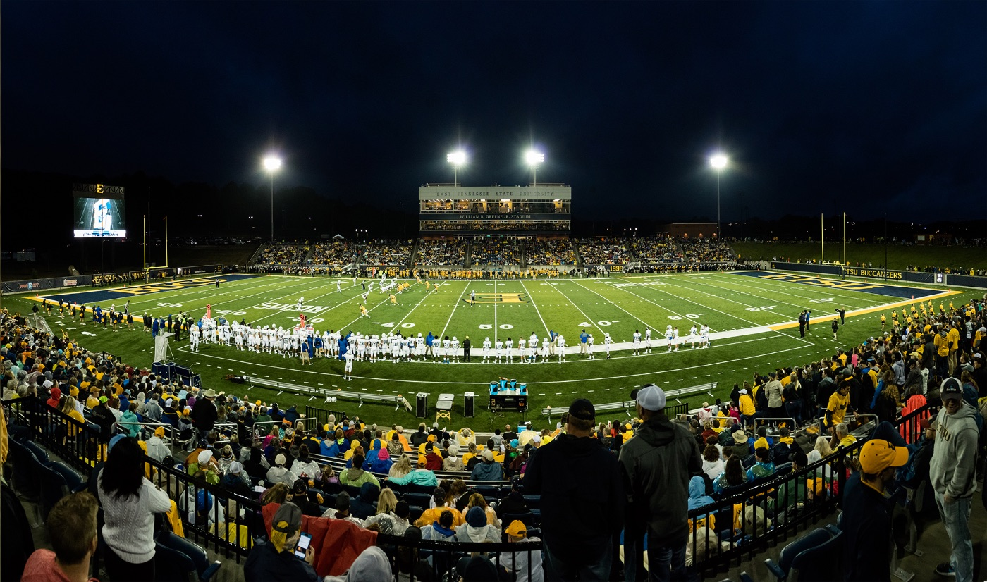 Bucs open Greene Stadium in style with 31-10 victory