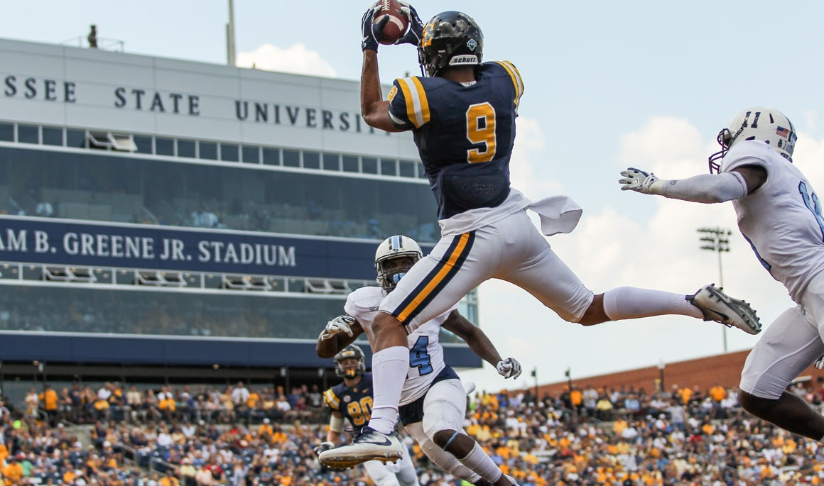 ETSU football releases kickoff times for home games
