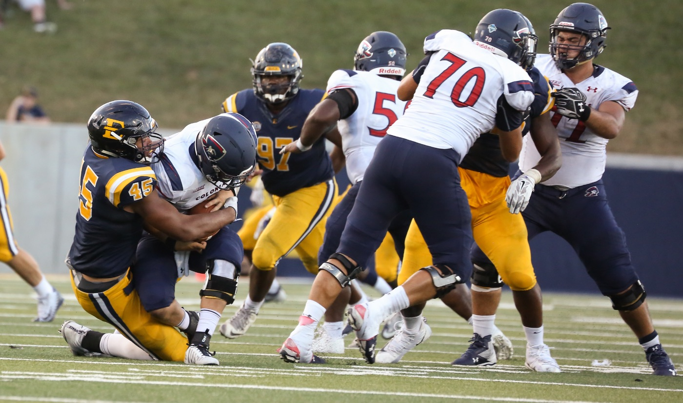ETSU defense shines in 16-3 win over Robert Morris