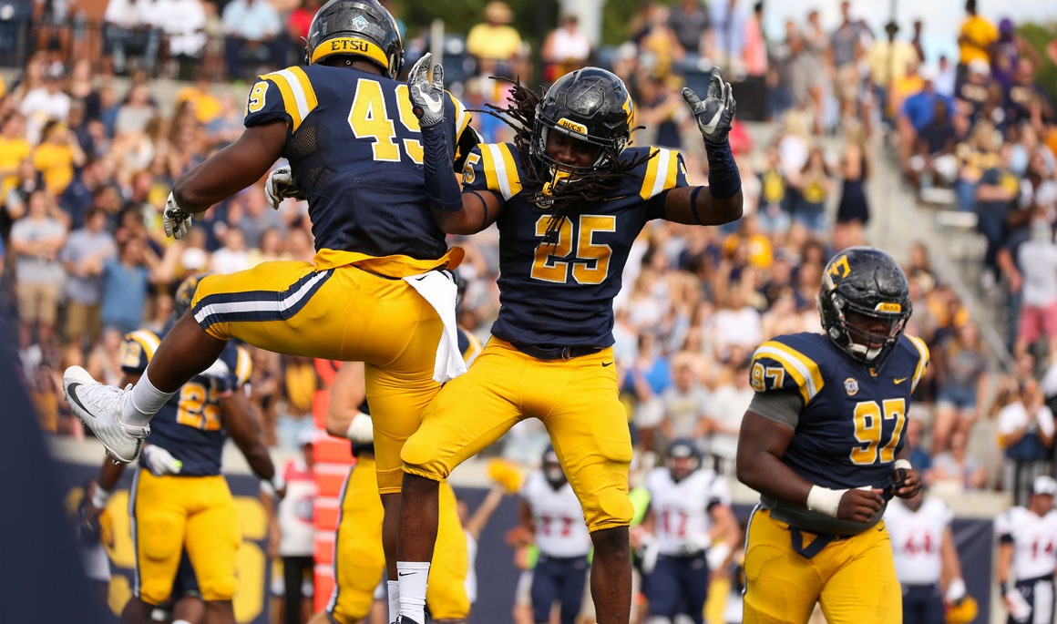 Bucs to face Chattanooga in season finale Saturday