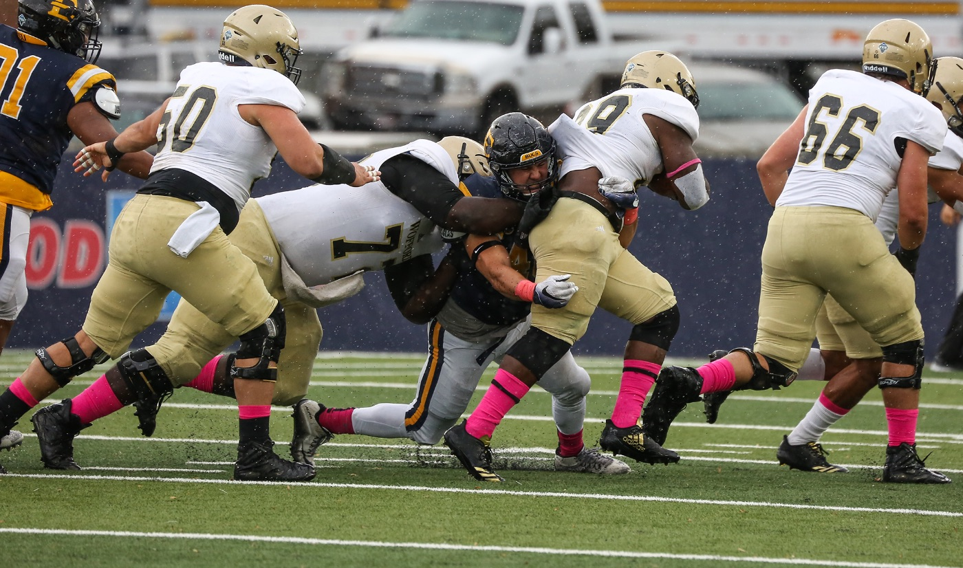 Bucs come up short in 31-24 loss to No. 8 Wofford