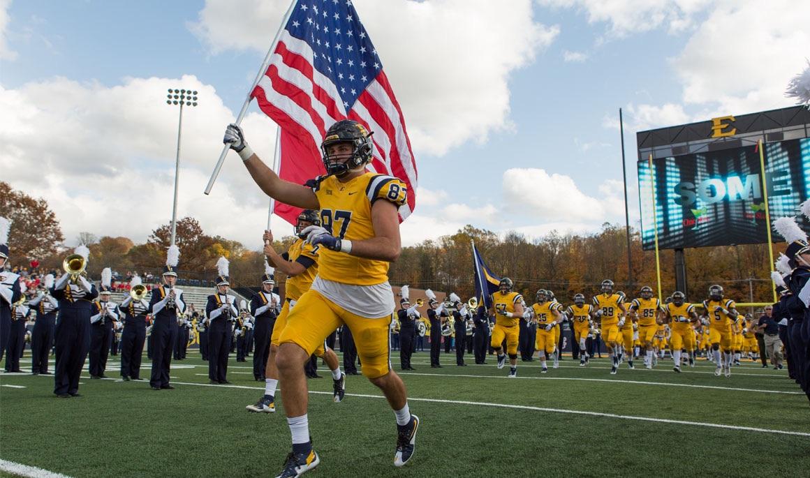 ETSU heads to Alabama to face No. 14 Samford on Saturday