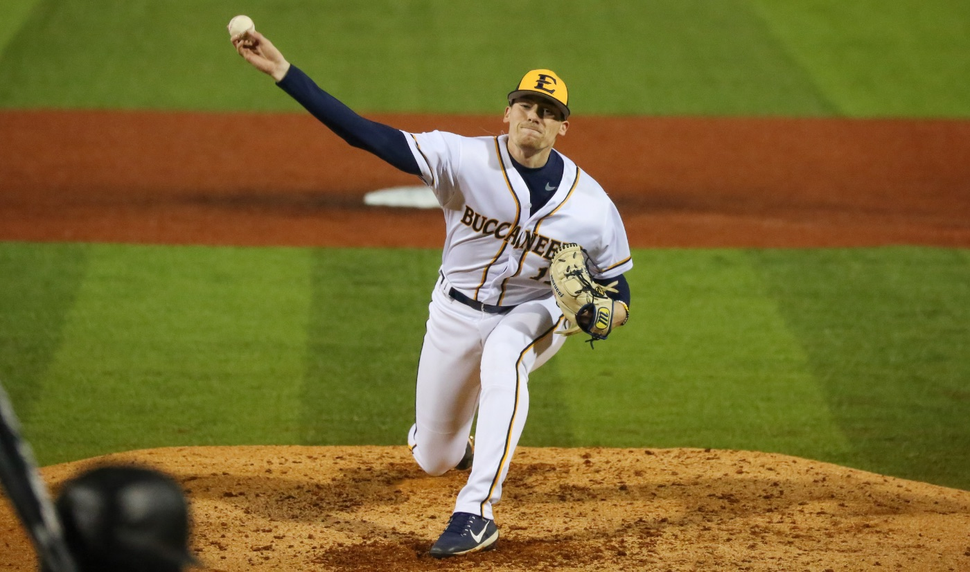 Bucs edged by William & Mary in pitching duel