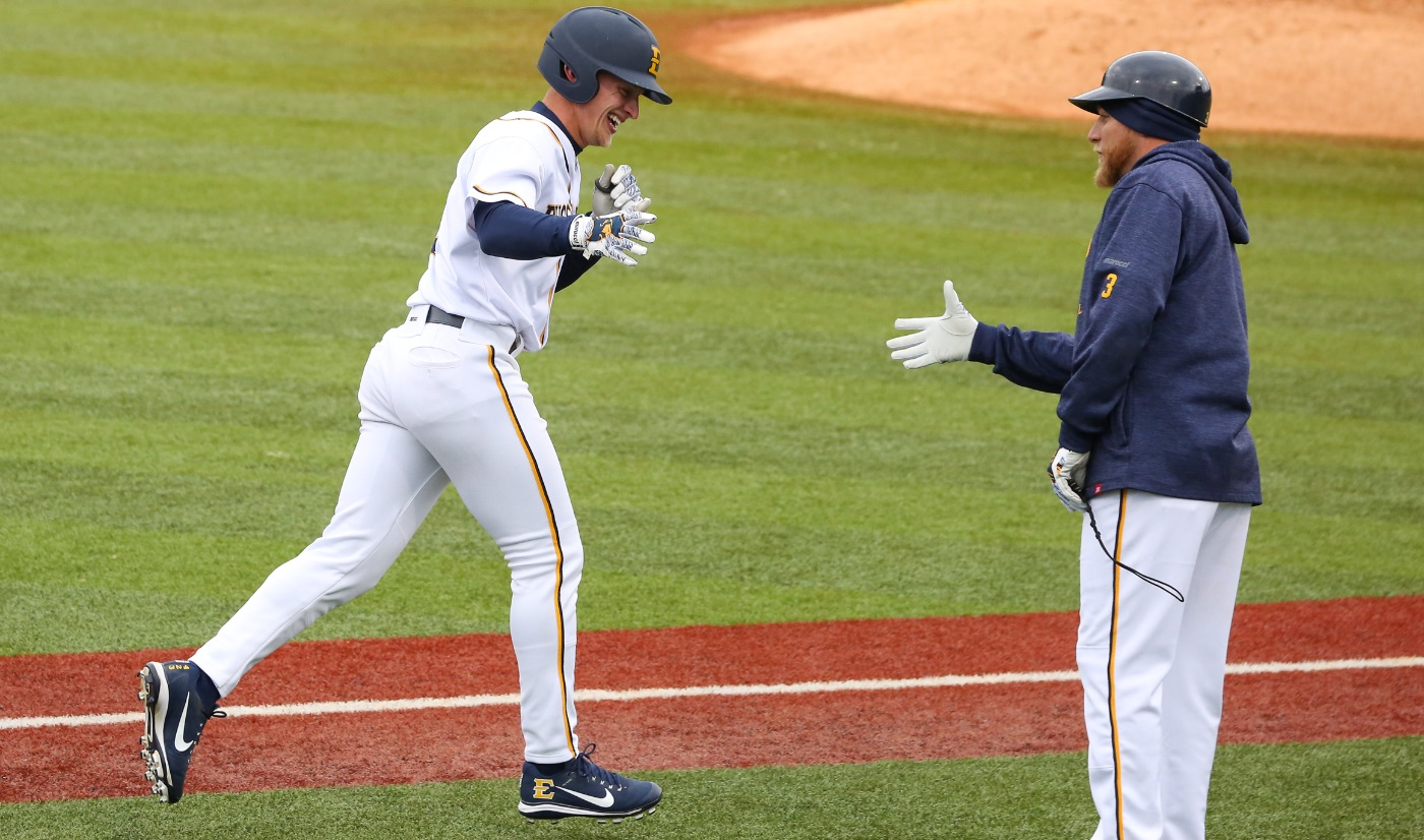 Bucs score season-high 12 runs in win over Eastern Kentucky
