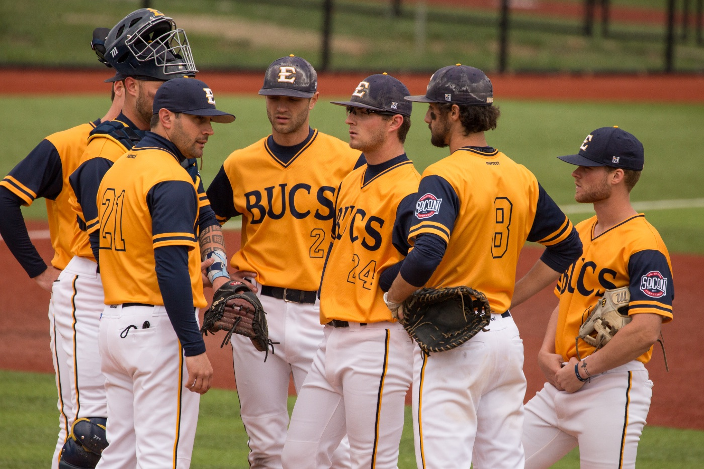 Bucs fall to Tribe on walk-off in rubber match