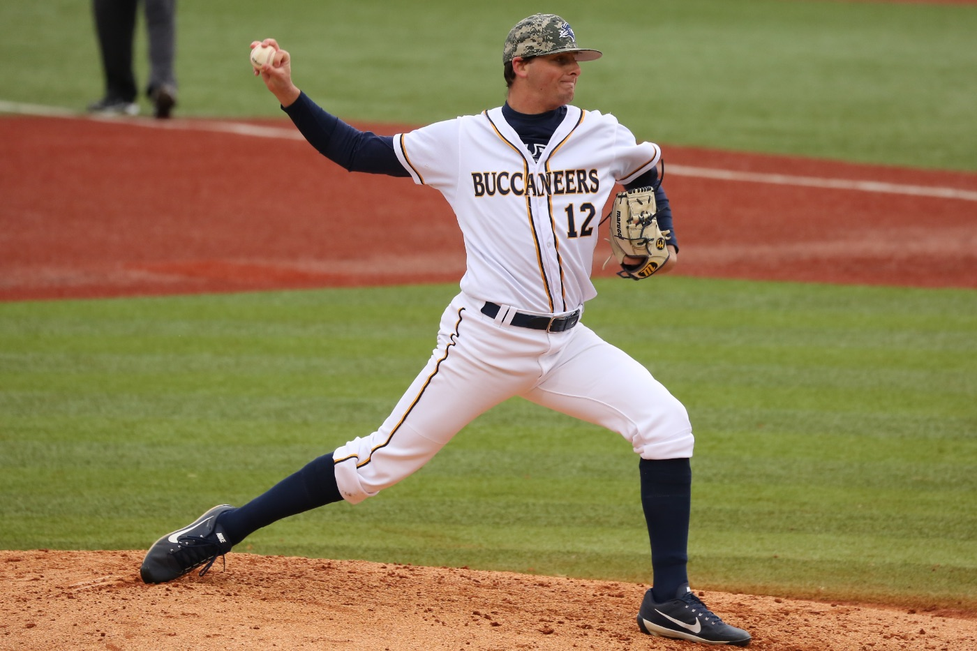 Baseball heads to Knoxville to face Tennessee