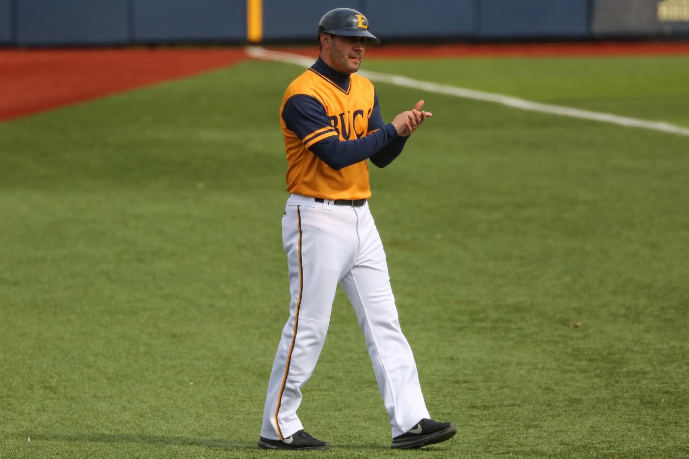 Baseball opens conference play at Samford