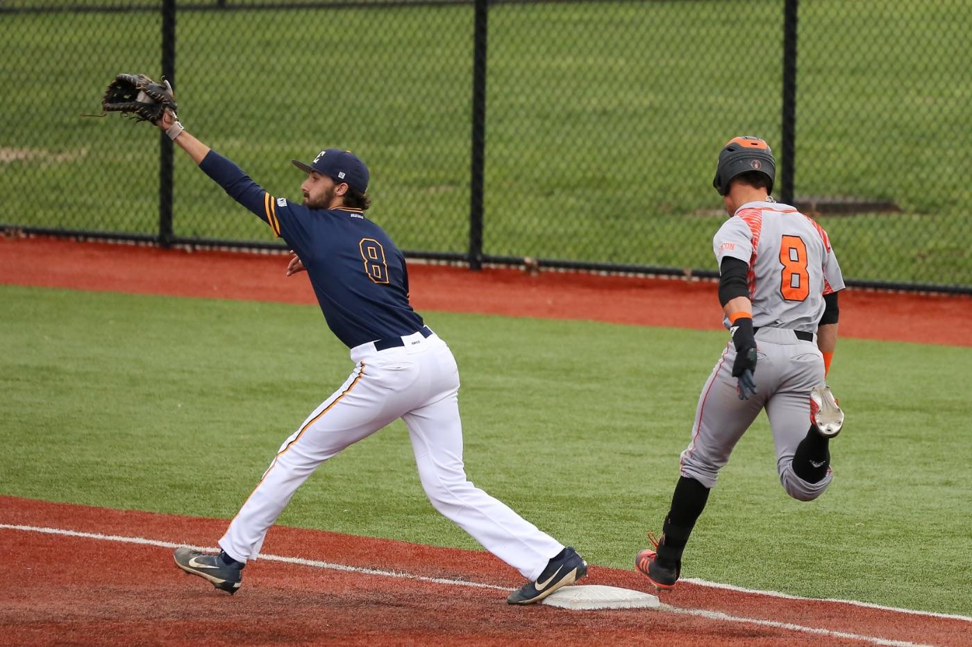 Bucs fall in ninth inning comeback to Mercer
