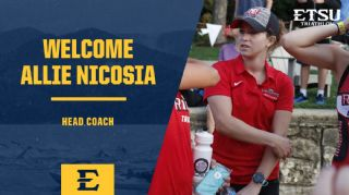 ETSU Names Allie Nicosia Triathlon Head Coach