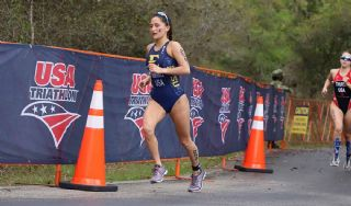 Four Buccaneers Post Personal Bests at Sarasota-Bradenton Triathlon
