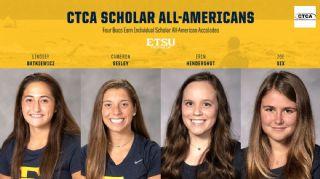 Four Triathletes Named CTCA Scholar All-Americans