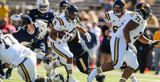 Turnovers, penalties end Bucs' perfect run in Chattanooga