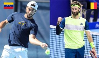 Badra and Gille to Compete in Davis Cup
