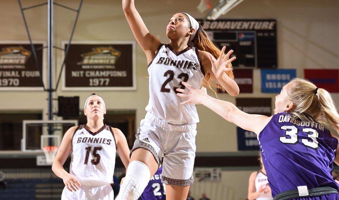 Women's Basketball adds St. Bonaventure transfer Arielle Harvey